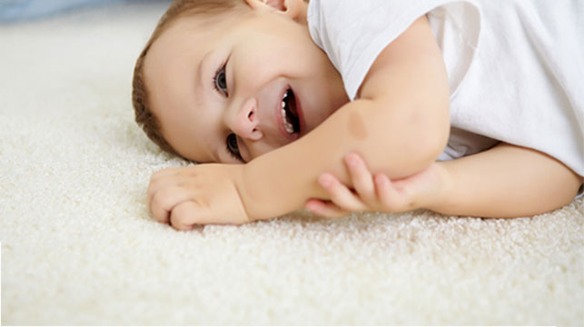 Baby-on-Carpet